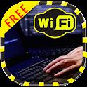 WiFi Password Hacker Prank Fre icon