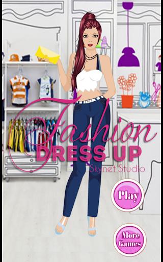 Fashion Dress Up