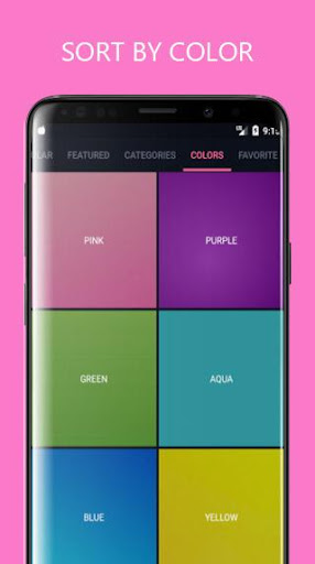 Girly Wallpapers Backgrounds 3.1 gameplay | AndroidFC 3