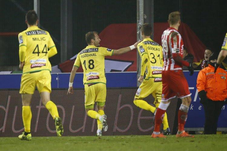 """David Rozenhal promet de venir """"faire ses adieux"""" au public du KV Ostende"""