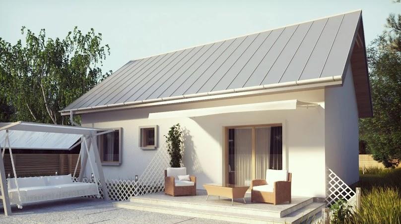 Projekt domu UA95