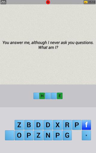 Smart Riddles
