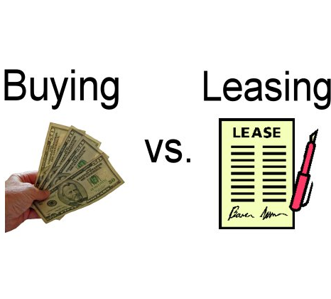 Buying vs Lease decision