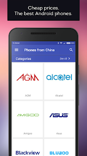 Cell Phones from China for cheap. Free shipping! - náhled