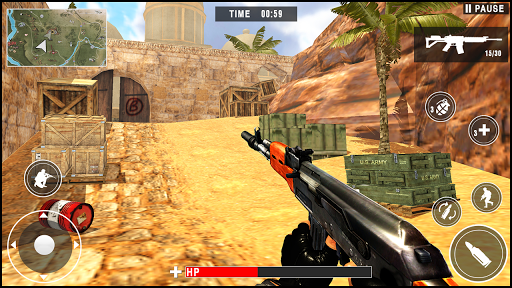 Call of Shooting Strike Duty 1.0.1 screenshots 6