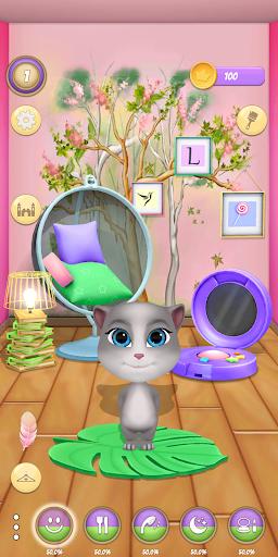 Talking Cat Lily 2 screenshots 1
