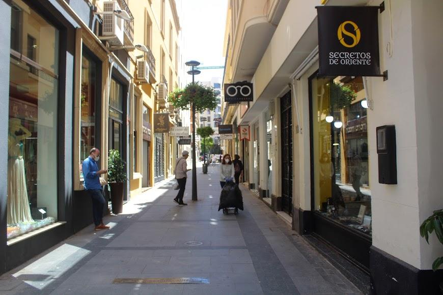 Calle Concepción Arenal.