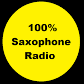 100% Saxophone Music Radio