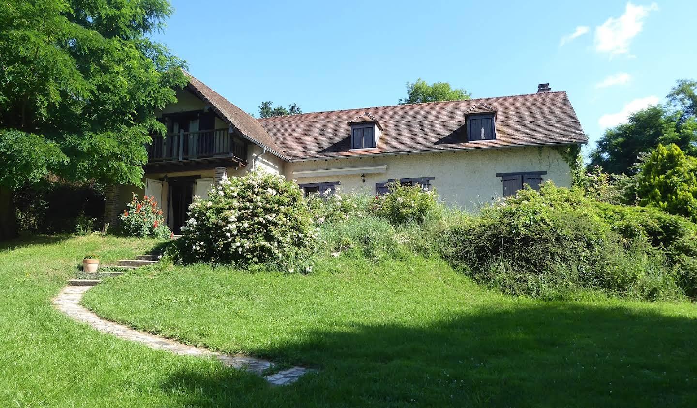 Maison avec terrasse Broût-Vernet