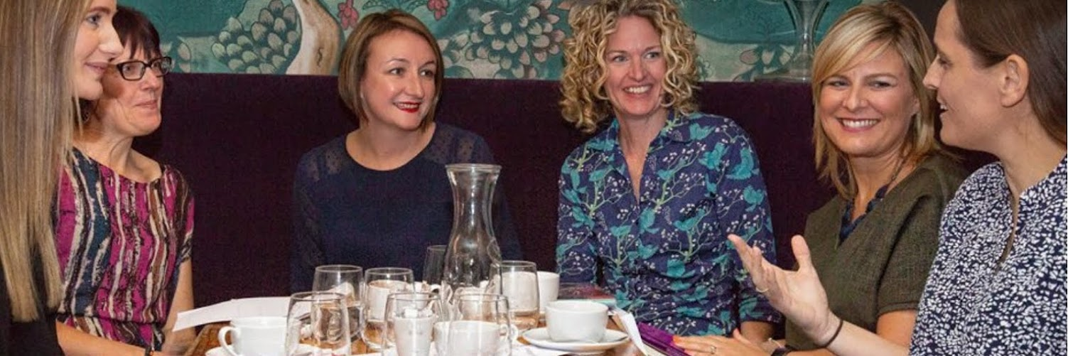 Introverts Talk Business - Real connections for female introverts in business hosted by Gemma Stow