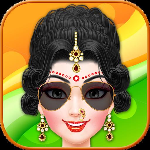 Indian Salon - Kala Chashma (game)
