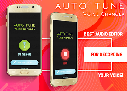 Auto Tune Voice Changer for Singing 1.0