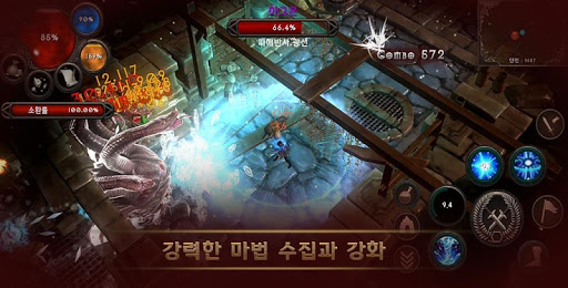 Dungeon & Evil: Hack & Slash Action RPG modavailable screenshots 8