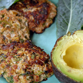 Green Chili Turkey Burgers.