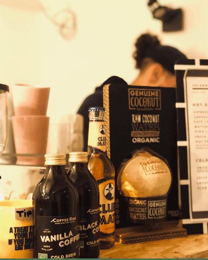 Coffeeshop Bio