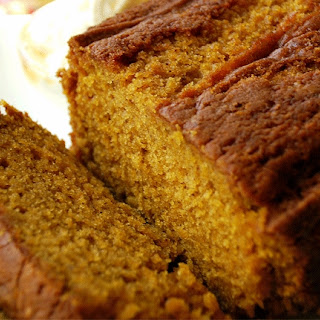 Bourbon Pumpkin Bread