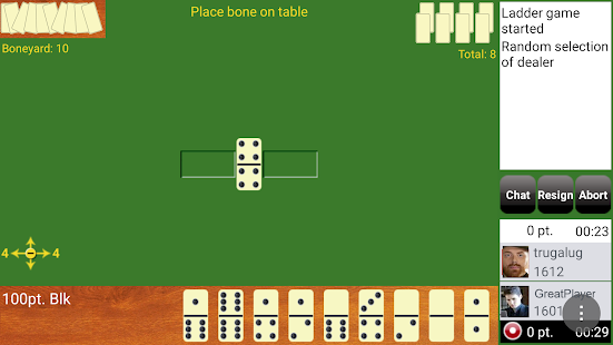 Play Domino- screenshot thumbnail