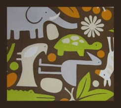Photo: Brown 2D Zoo *Max* Special Note *print is smaller scale than shown *out of stock*
