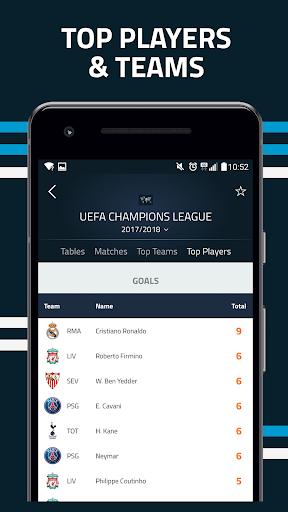 Goal.com 10.0.3 screenshots 4