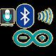 التحكم بمنظومة الكترونية بالصوت (app)