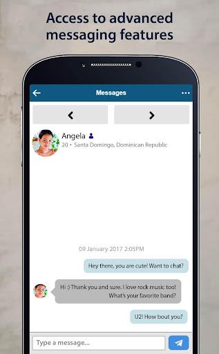 DominicanCupid - Dominican Dating App 3.1.7.2496 screenshots 4