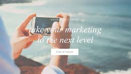 Next Level Marketing - Facebook Cover Photo item
