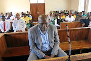 Pastor James Thubakgale has been found guilty of raping two girls./ANTONIO MUCHAVE