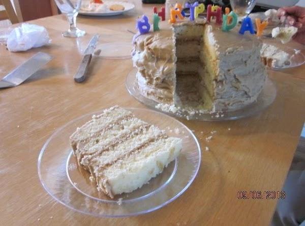 Brenda's Birthday Cake Recipe