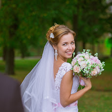Wedding photographer Alina Maksimova (Alixa). Photo of 07.09.2015
