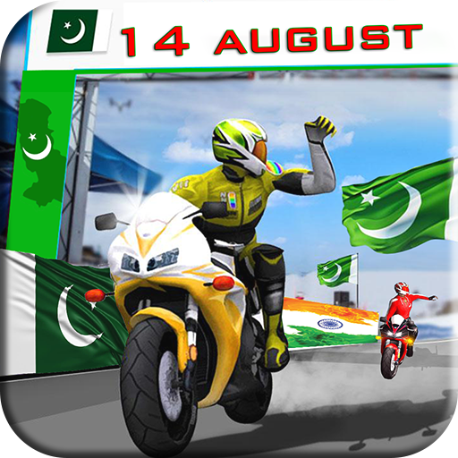 Indo Pak Bike Premier League - Bike Racing Game