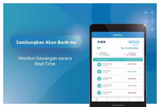 FUNDtastic - Aplikasi Keuangan Pribadi Preview 11