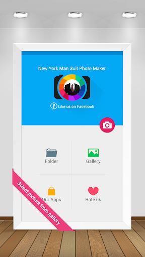 New York Man Suit Photo Maker|玩攝影App免費|玩APPs