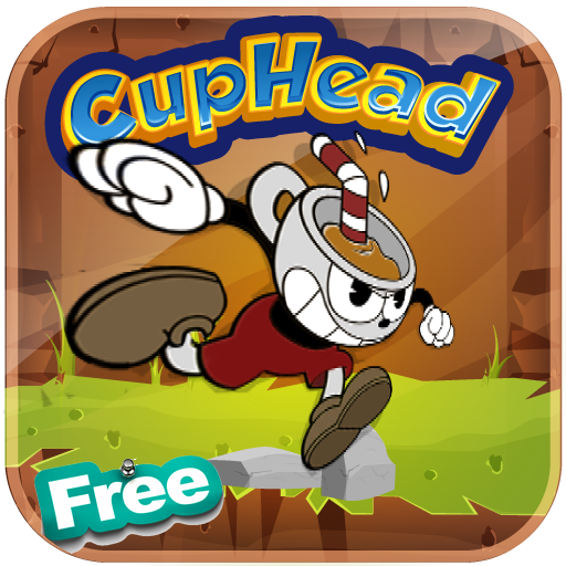 ♕ Cup run head Adventure Games