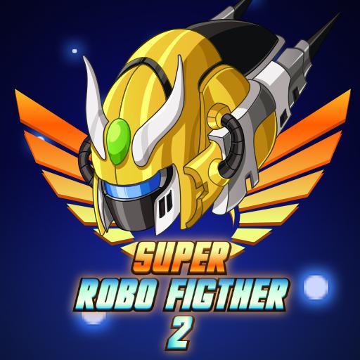 Super Robo Fighter 2 by Kiz10
