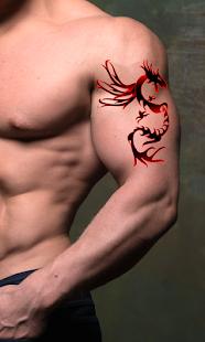 Tattoo Photo Montage - náhled