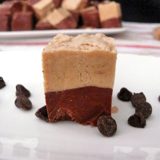 Day 14 - Chocolate Peanut Butter Fudge