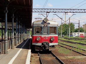 Photo: EN57-1003, Opole Główne - Kędzierzyn Koźle {Opole Główne; 2014-07-16}