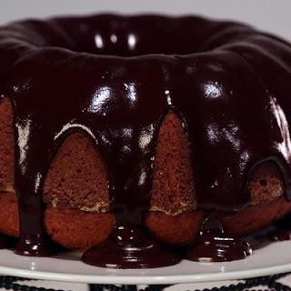 Blood Red Velvet Cake.