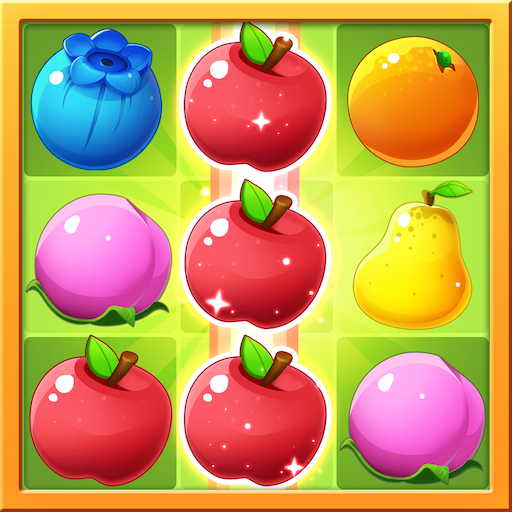 Fruit Crush Mania 休閒 LOGO-玩APPs