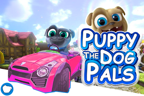 puppy dog puppy pals - going on a mission