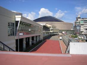 Photo: Fukuoka, Yahoo! Japan Dome