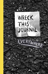 Wreck This Everywhere - Keri Smith