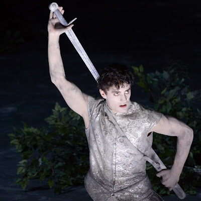 Dynamic and physical: Rinaldo at Oper Frankfurt