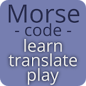 Morse code - learn and play icon