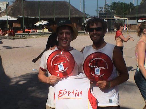 Justin y Javi