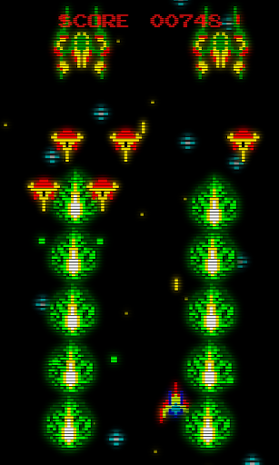 Retro Arcade Invaders - Space Shooter  screenshots 11
