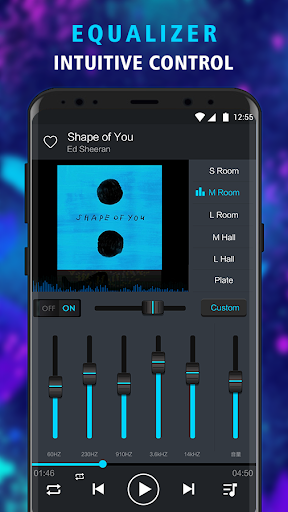 Music Player - Offline Music, MP3 Player 1.1 screenshots 1