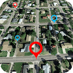 Street View Map HD: Satellite View & Earth Map 1.5