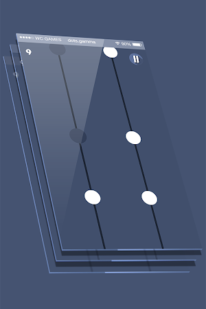 dots γ | Double Color Switch 2.0 screenshot 1498379