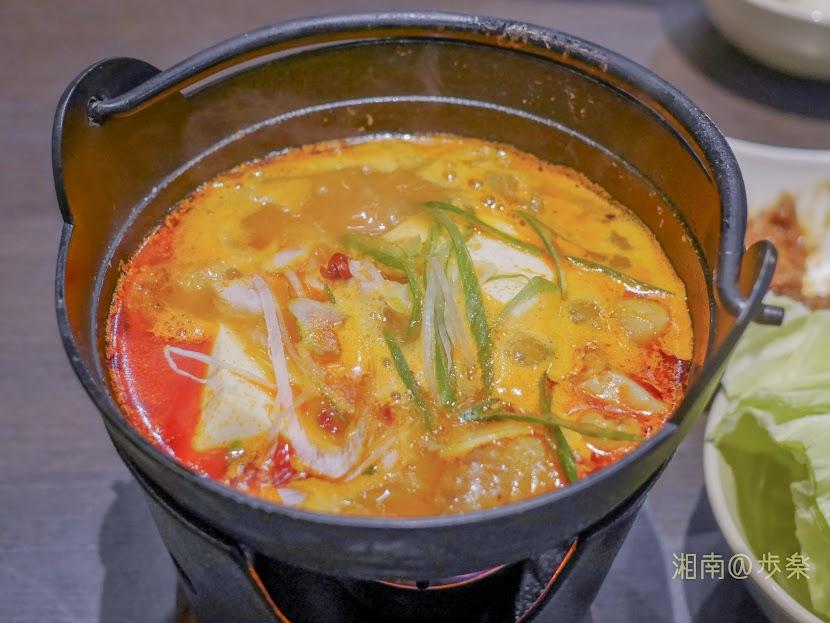 やきとり屋のピリ辛炊き豆腐